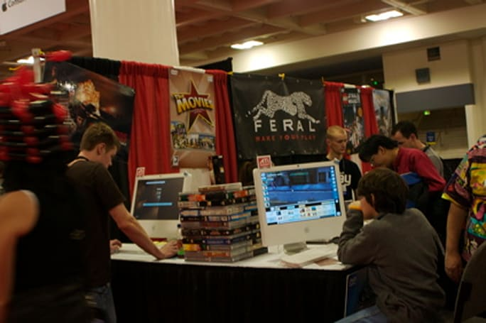 Feral Interactive product update (Macworld Expo)