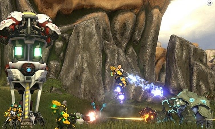 Firefall beta weekend schedule released [Updated]