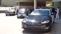 LA cops aren't ready to switch to Teslas