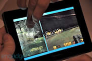 RIM's BlackBerry PlayBook using a 1GHz OMAP 4430 processor