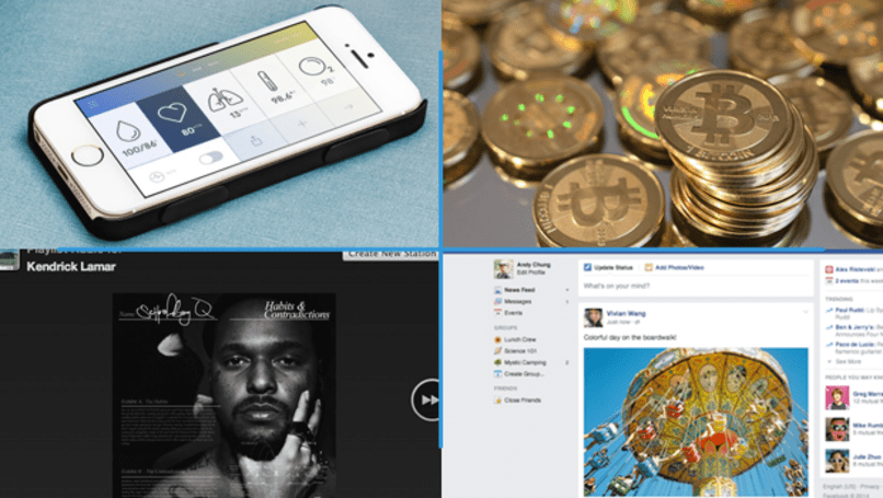 Daily Roundup: Bitcoin founder unveiled, Facebook's redesigned feed, and more!