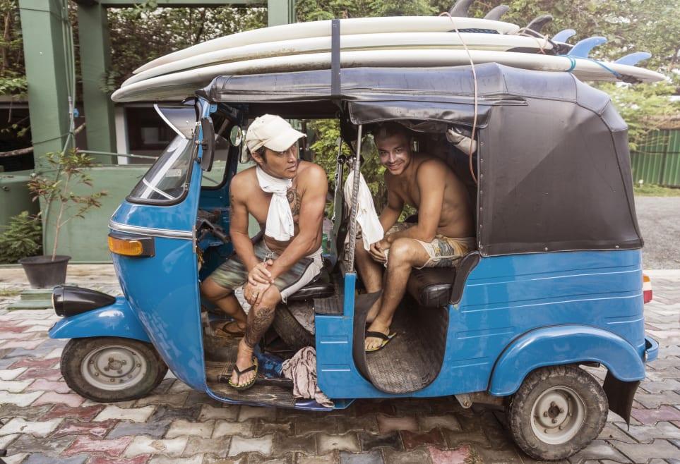 Todas las ideas para viajar de forma sostenible