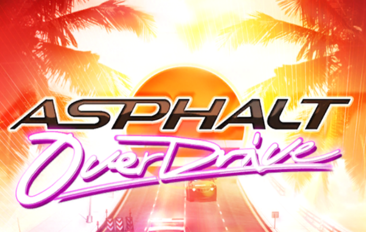 You will not want to hit the brakes with Asphalt Overdrive