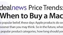 When to get the best deals on Apple products