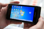 ITG xpPhone 2 hands-on: Windows 7 on a smartphone