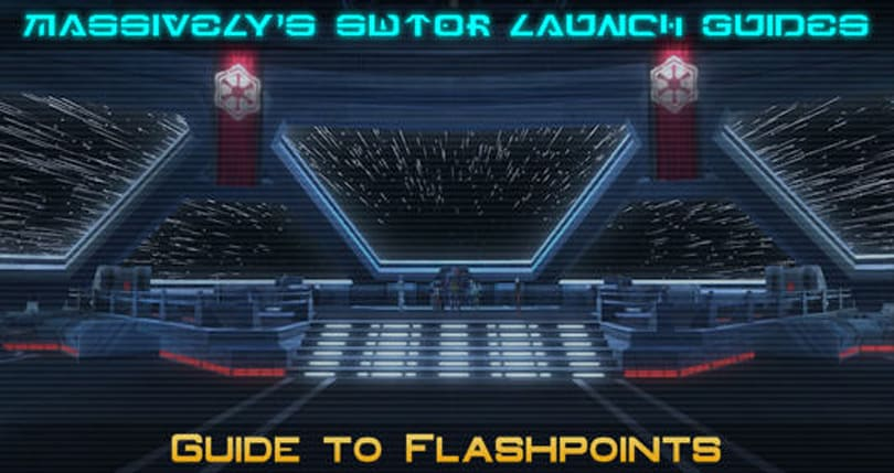 SWTOR: Grouping up for flashpoints
