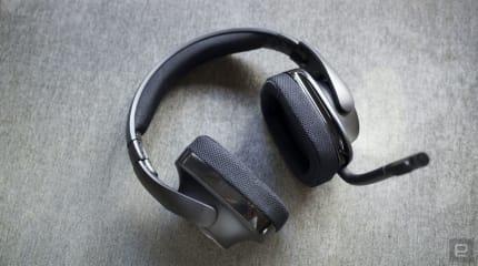 Logitech G533 無線遊戲耳機評測