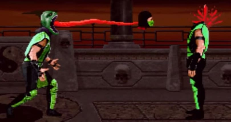 Reptile gets the go-ahead for Mortal Kombat X