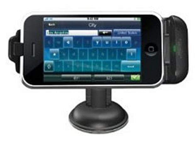 Magellan's GPS Car Kit for iPhone and iPod Touch: $130, coming next month