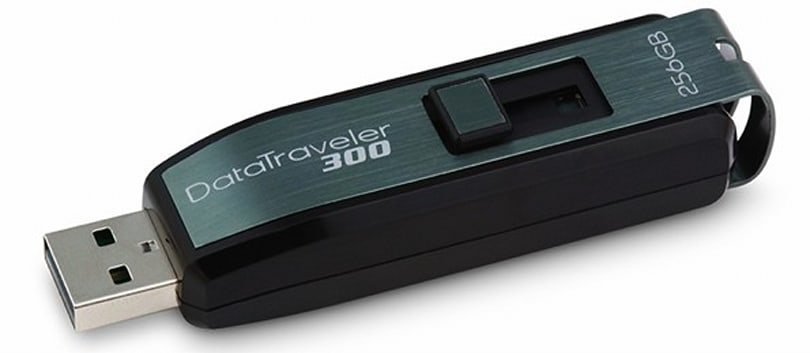 Kingston unveils 256GB thumb drive for well-heeled memory fiends
