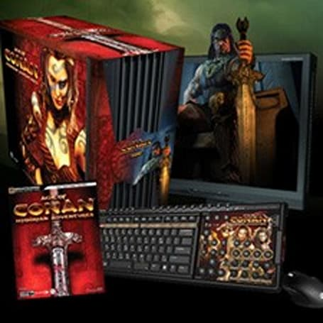 Win an epic Age of Conan system with GameRigs