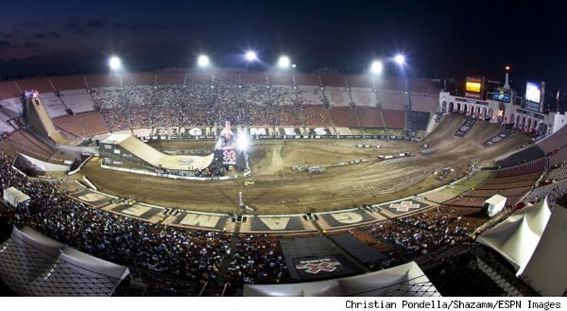 ESPN X Games 17 returns with more than double the 3D coverage, takes rally racing to the streets