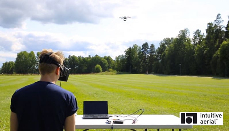 Intuitive Aerial takes the Oculus Rift on its first FPV drone flight (video)
