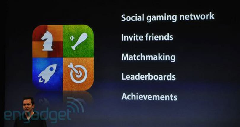 Game Center sparks light reactions from competing iPhone social network devs