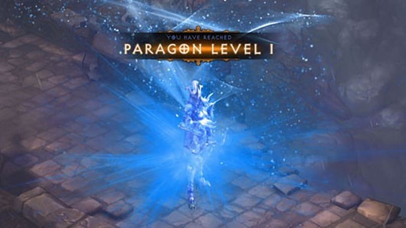 Diablo III adding 100 levels via new Paragon system