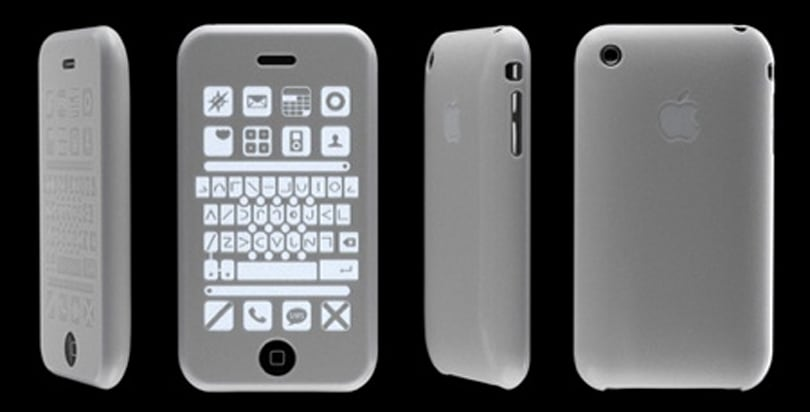 Silicon Touch: an iPhone case for the visually impaired
