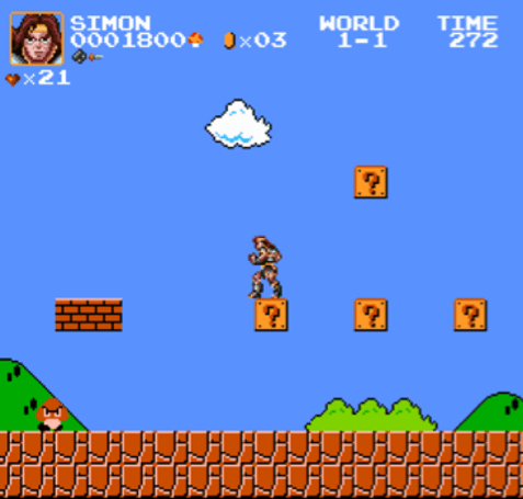 Super Mario Bros. Crossover 3.0 gets Ninja Gaiden in your goombas
