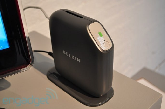 Belkin Surf, Share, Play and Play Max app-equipped routers may finally make wireless configuration tear-free