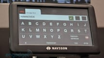 Hands-on with Navigon's newest GPS units
