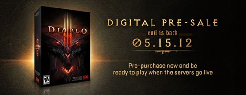 Diablo III launches May 15th [Updated]
