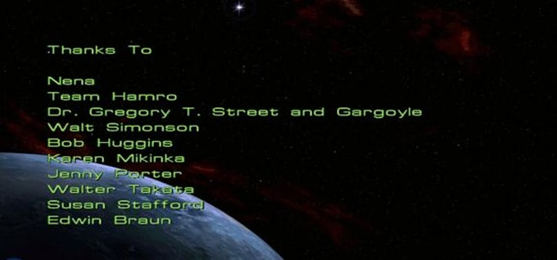 Why Ghostcrawler appears in the credits to StarCraft I
