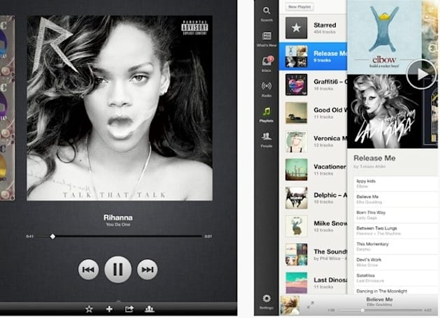 Spotify's latest update brings iOS 6 support, fixes Facebook login woes