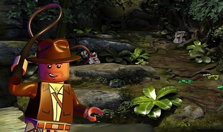 Queue it up, Short Round! Lego Indiana Jones 2 demo on Xbox Live