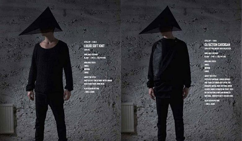 Silent Hill's Pyramid Head appears in Swedish fashion label