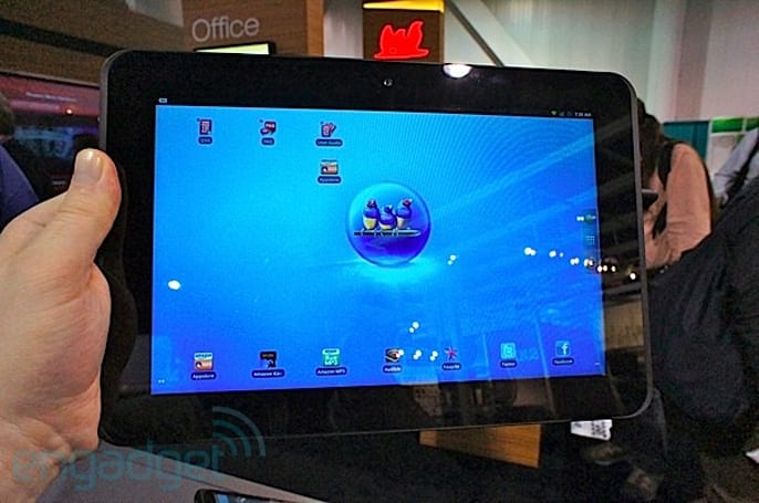 ViewSonic ViewPad 10pi dual-boot tablet hands-on (video)