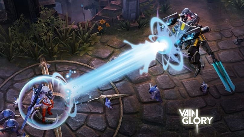 Vainglory mobile MOBA launching on Tuesday