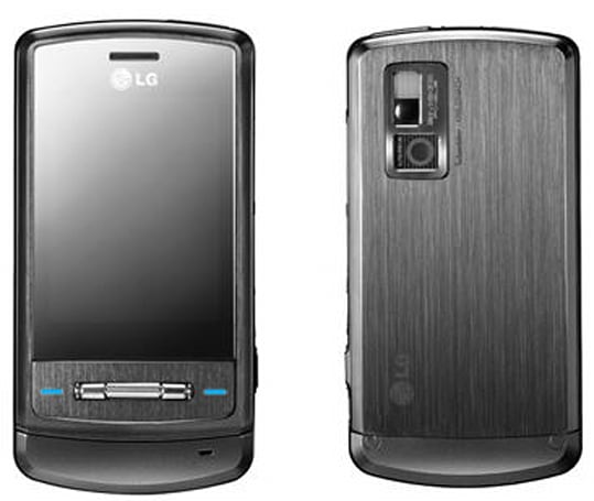 LG Shine gets Titanium Black makeover for Europe