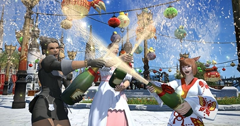 MMO Week in Review: Final Fantasy XIV got a new job