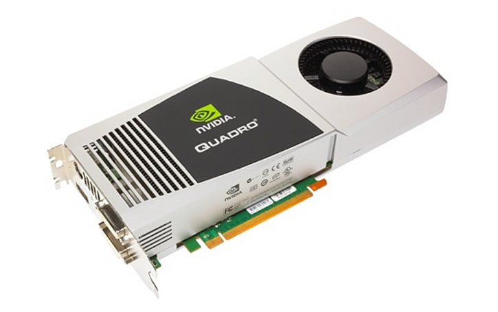 NVIDIA's Quadro FX 5800 with 4GB graphics memory is 'the most powerful graphics card in history'