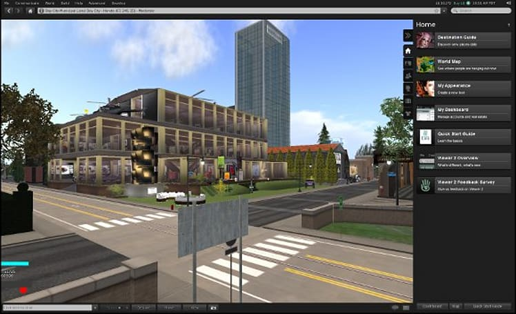 Second Life 2.0 goes live today