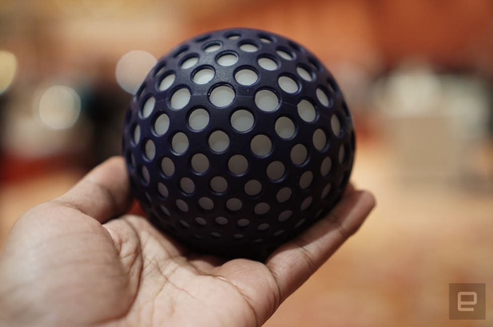 Hackaball, the toy kids can program, rolls out in March