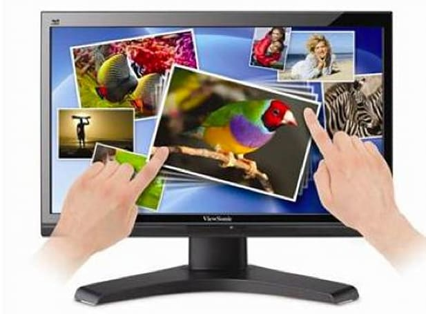Viewsonic VX2258wm 22-inch multitouch display hits stores in Europe