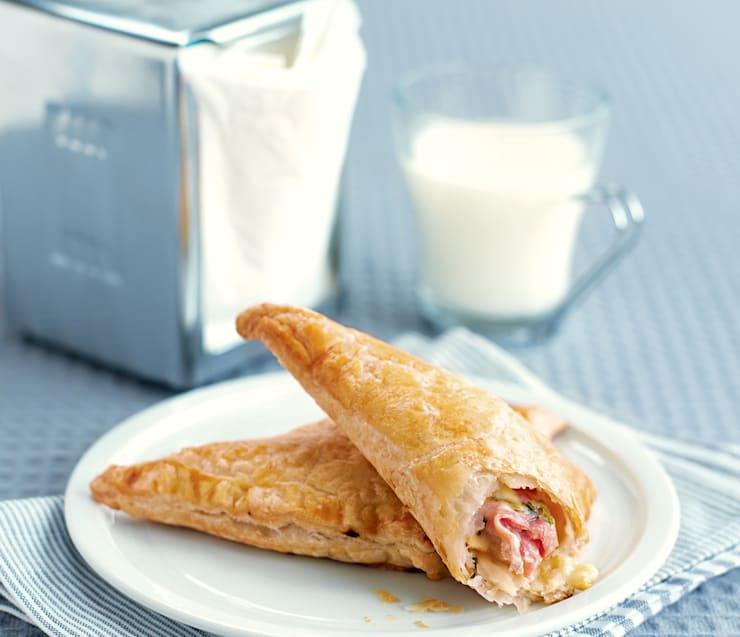 Cheese & Bacon Pastries