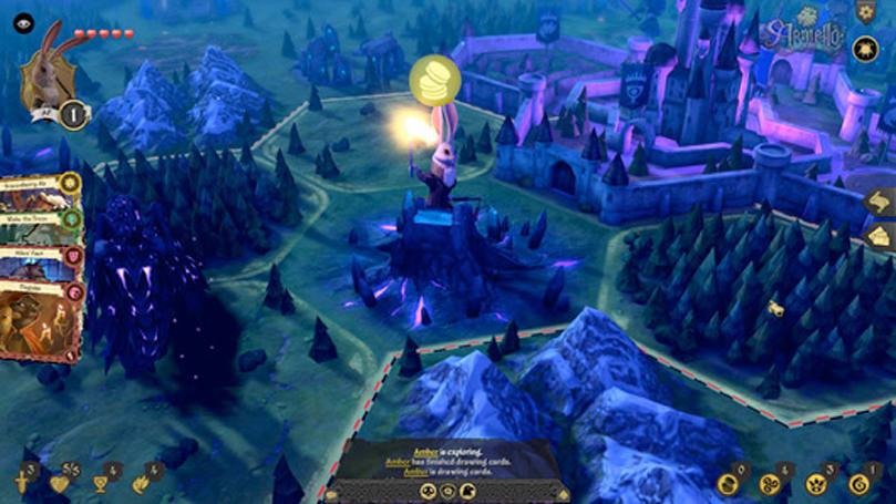 Armello enters Game of Early Access Thrones