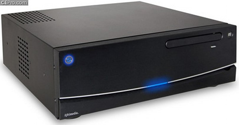 Exceptional Innovation gets in the Media Center PC business