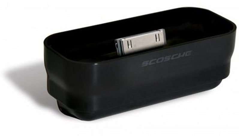 Engadget's recession antidote: win a Scosche passPORT Home Dock!