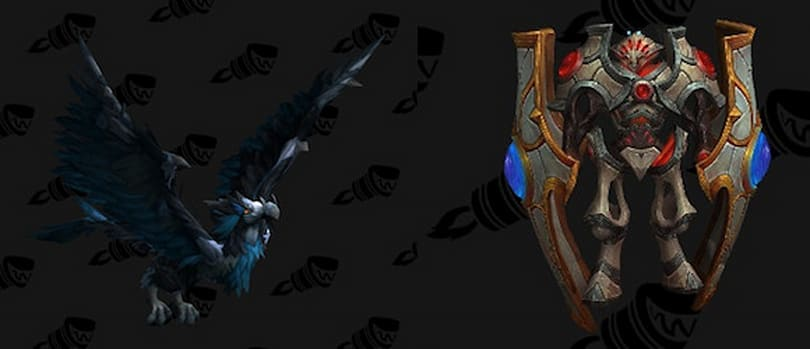 Warlords of Draenor: New battle pet models