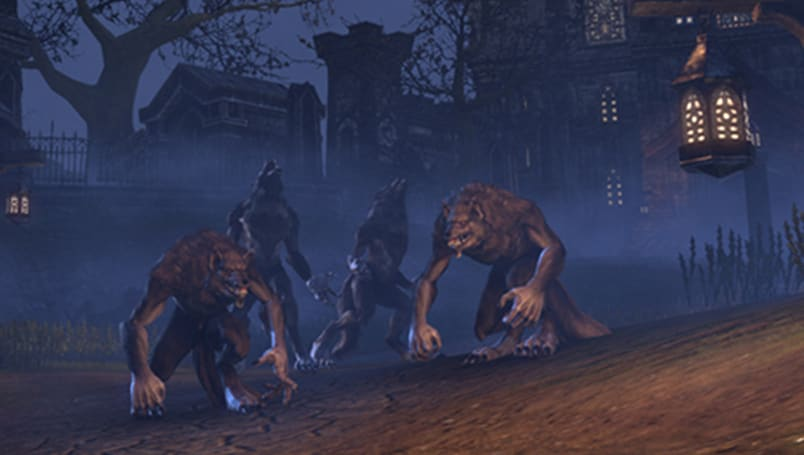 The Elder Scrolls Online blog explores the werewolves of Tamriel