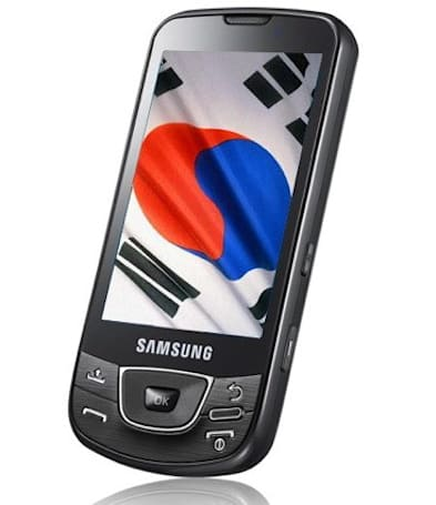 South Korea brings the big guns to the mobile OS knife fight