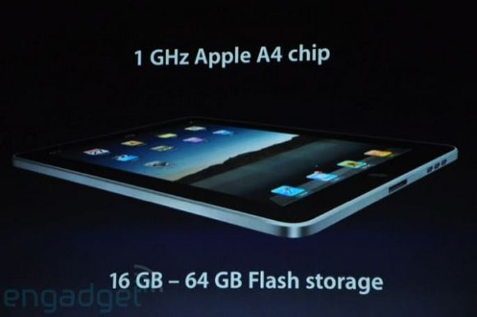 Apple making its own chips starting with the A4