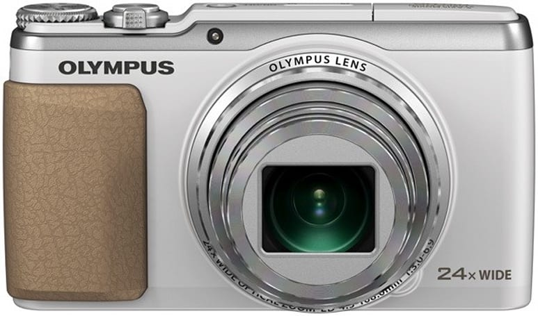 Olympus SH-50 iHS touts 5-axis video stabilization in a compact, $300 camera (update: hands-on pics)