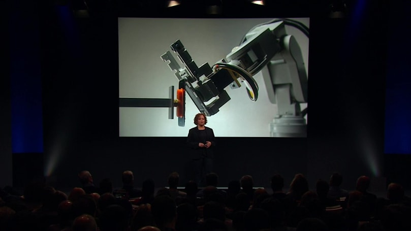 Apple's 'Liam' robot takes apart your iPhone for recycling