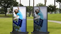 Samsung's brightest 70-inch outdoor LCD meets the suddenly-blinded masses