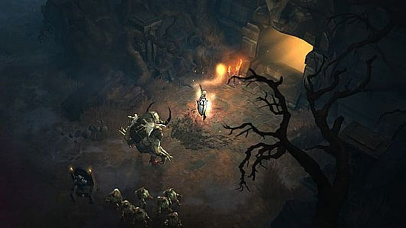 Blizzard unleashes Diablo III: Reaper of Souls commercial