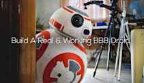 You can build a life size BB-8 out of a beachball