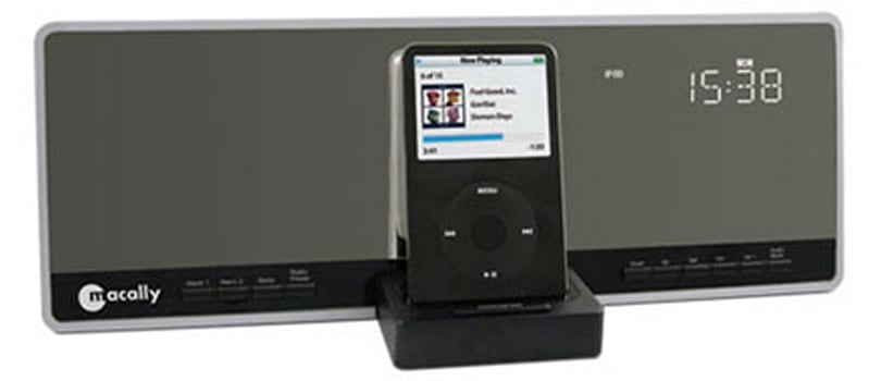 Macally intros TunePro iPod speaker system